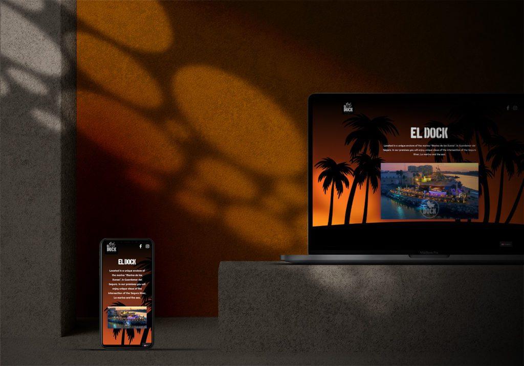 Digital Marketing Services: El Dock