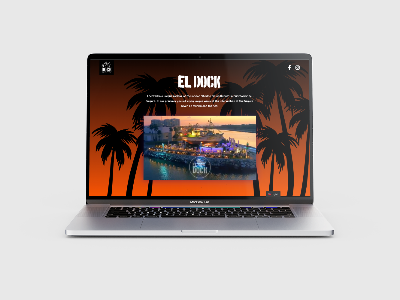 Digital Marketing Services: El Dock
